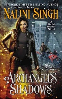 Archangel's Shadows (Guild Hunter #7)