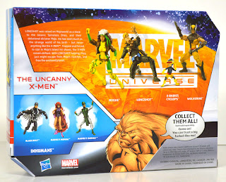 Hasbro Marvel Universe Uncanny X-Men Set