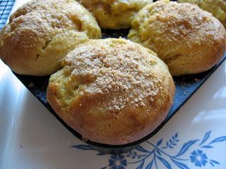 Besan Banana Muffins (Gluten-Free)