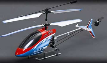 DH 9060 rc helicopter picture