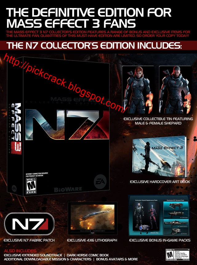 Mass Effect 2: Ultimate Edition PCGames-Download