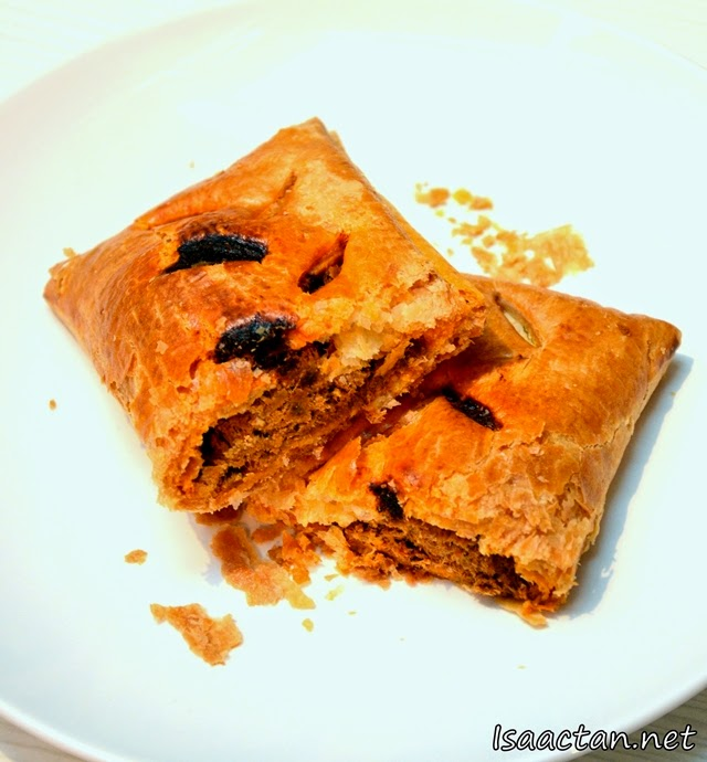 #4 Baked Sardine Puff - RM3.90