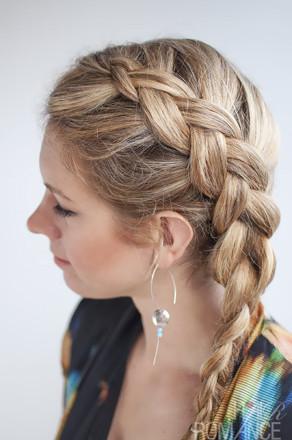 model rambut kepang paling kece dan modis tips model rambut