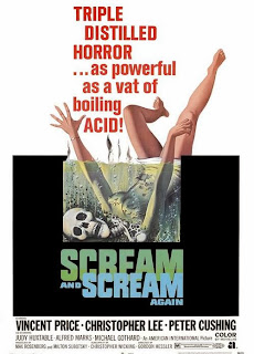 Scream and Scream Again 1970