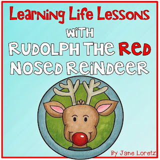 http://www.teacherspayteachers.com/Product/Learning-Life-Lessons-with-Rudolph-the-Red-Nosed-Reindeer-994285