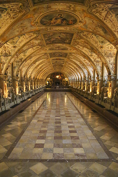 Munich Residenz Hall