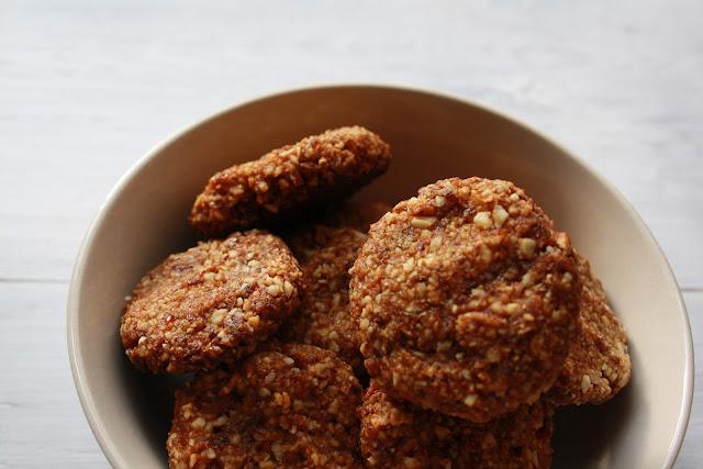 meruňkové sušenky bez lepku bez laktózy Paleo