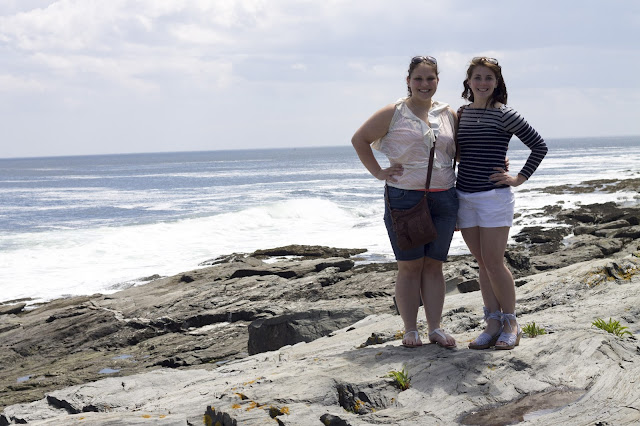 Weihl Sisters in Maine