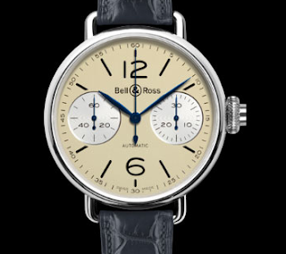 Bell and Ross Vintage WW1 Chronograph Monopoussoir