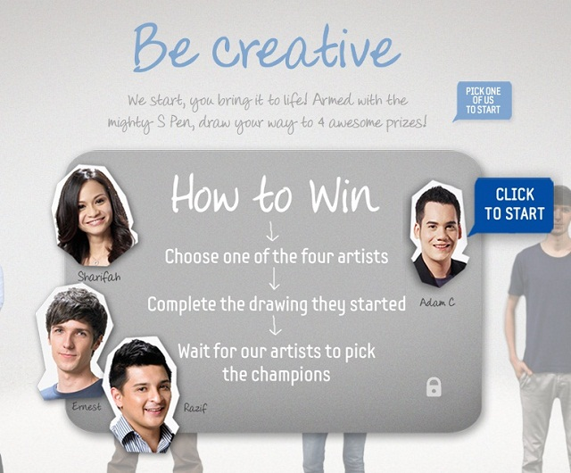 Steps on how to join the contest and win it!