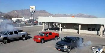 utah chevy dealer calls on new pickups to help remodel showroom. Cars Review. Best American Auto & Cars Review