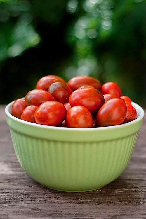 Simple Freezer Tomato Sauce
