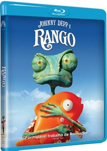 Filme Poster  Rango EXTENDED DVDRip XviD Dual Áudio & RMVB Dublado