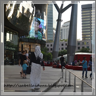 Orchard road singapore, shopping singapore