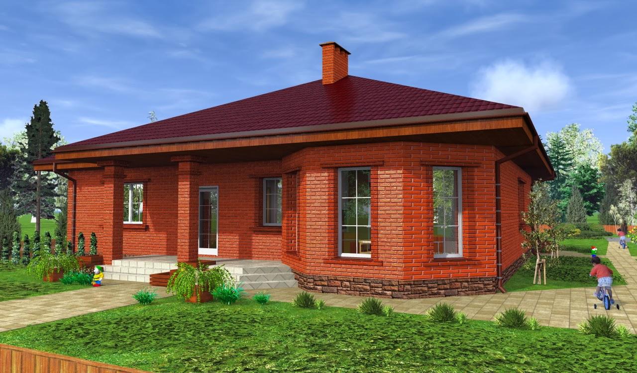 8dda0acb3a8c Проекты домов от Евгения Мороза  №100-01. Готовый проект ...