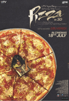 Pizza 3D Upcoming Bollywood Movie