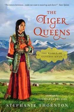 The Tiger Queens by Stephanie Thorton