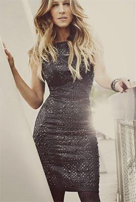 vestido com tachas e pedrarias Maria.Valentina outono inverno 2014