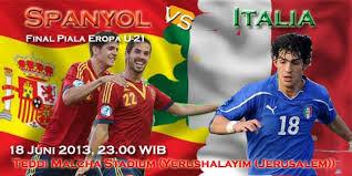 Prediksi Italia U21 vs Spanyol U21 Final Piala Eropa U21