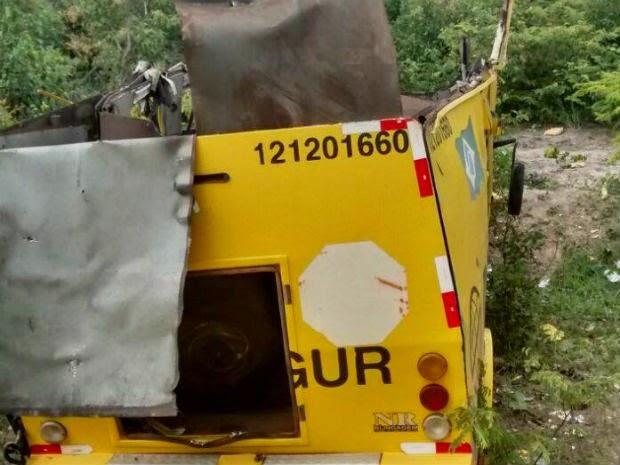 Quantia roubado pelo grupo não foi divulgada (Foto: Welington Ribeiro Simões/Site: lettosimoes)