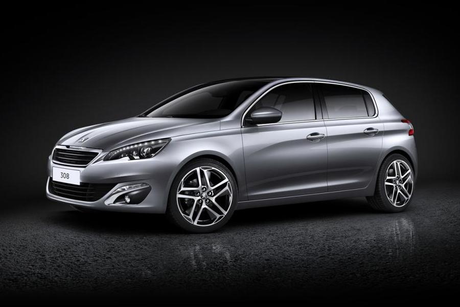 Autoesque: 2014 Peugeot 308 unveiled