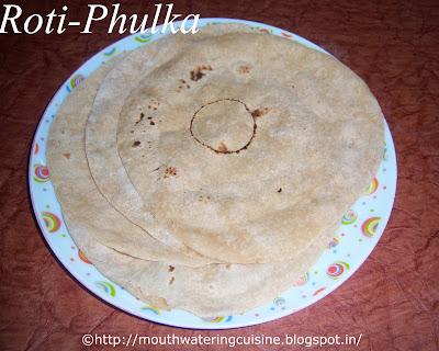 Roti-Phulka