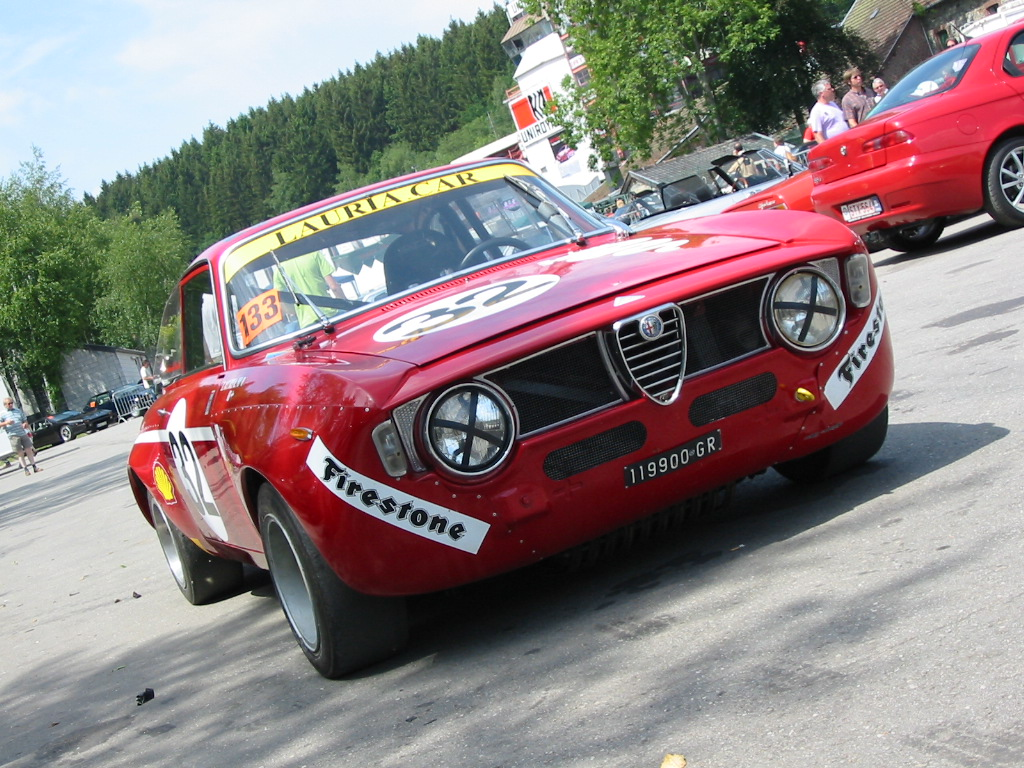 Alfa Romeo Junior Gta