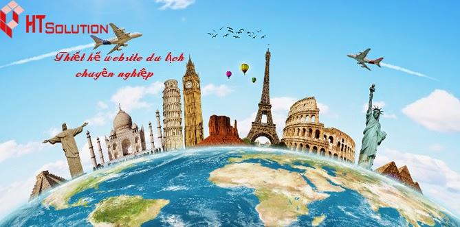 thiết kế websote du lịch chuyên nghiệp nơi chất lượng lên tiếng