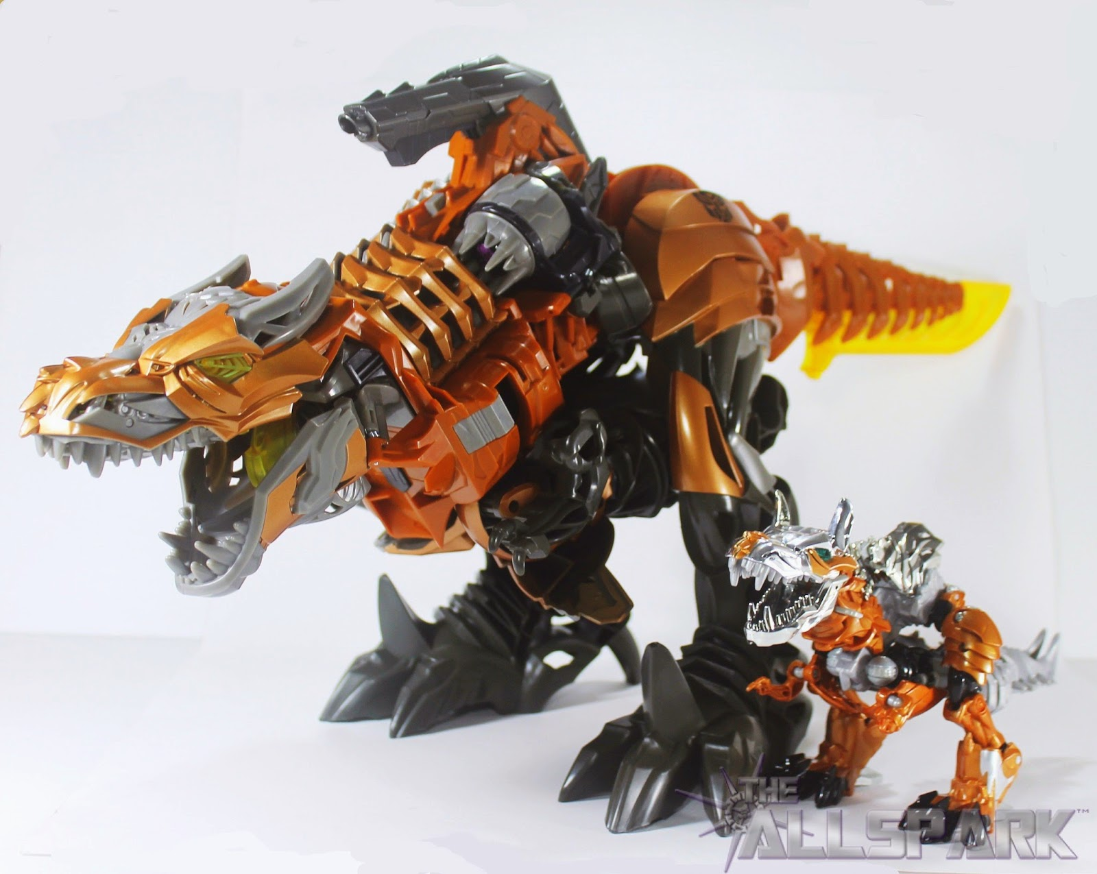 stomp and chomp grimlock instructions