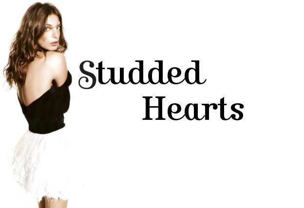 Studded Hearts