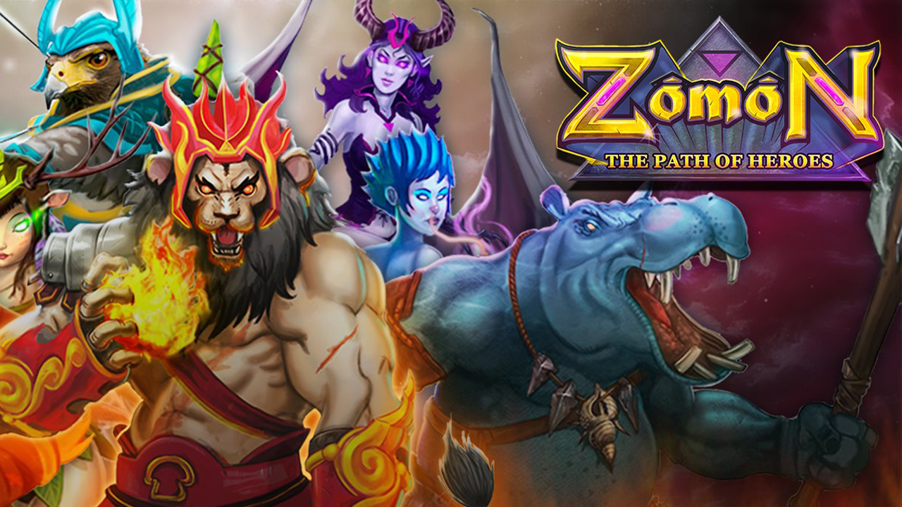Zomon: The Path of Heroes Gameplay IOS / Android