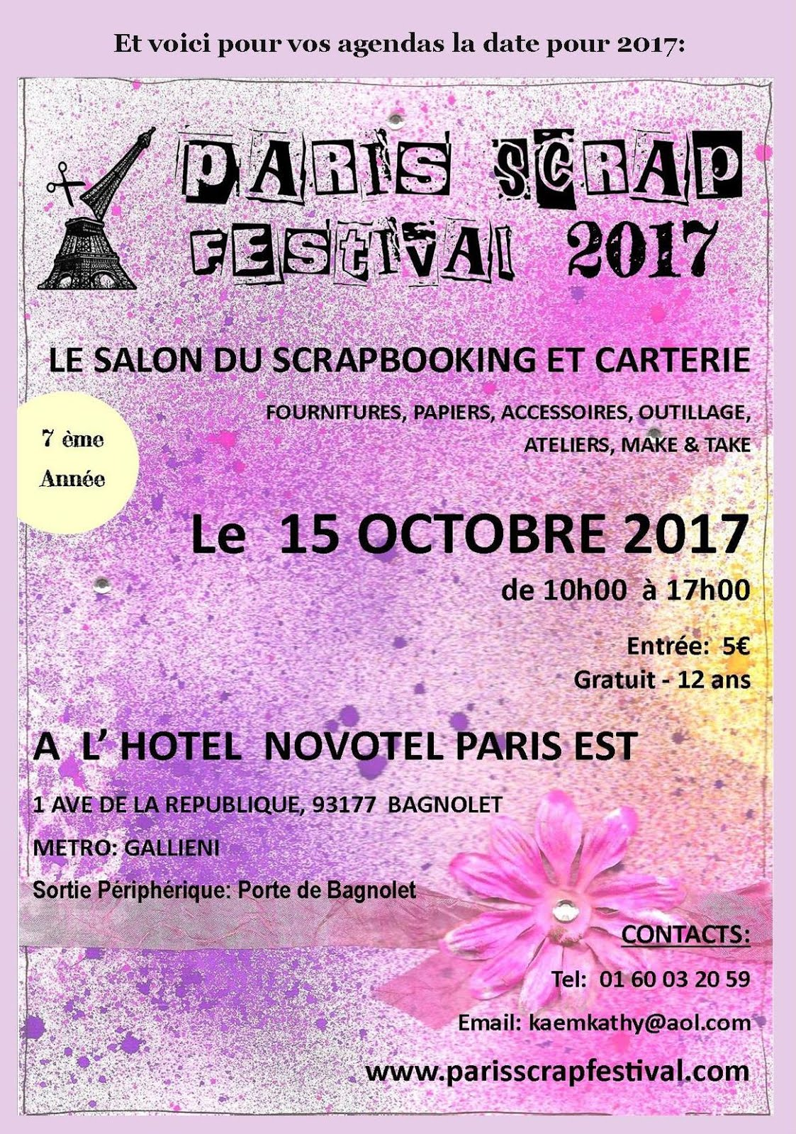Paris Scrap Festival