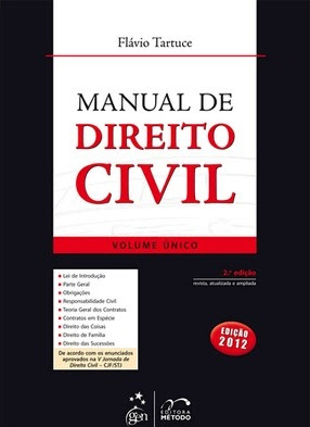 Manual de Direito Processual Civil – Volume 1 e 2