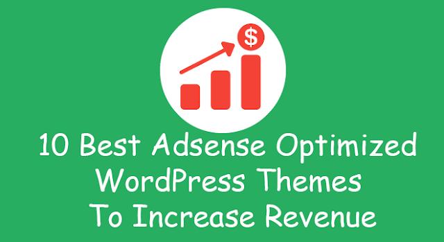10 Best Adsense Optimized WordPress Themes To Increase Revenue : eAskme