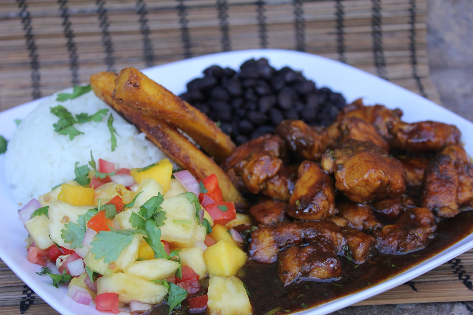 Jamaican black pepper chicken deals to meals forumfinder Image collections