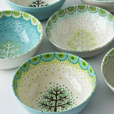 Print pattern ceramics katrin moye for Pottery painting patterns