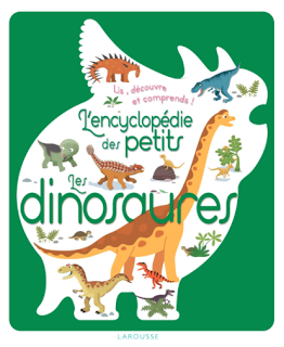Les dinosaures - L'encyclopédie des petits