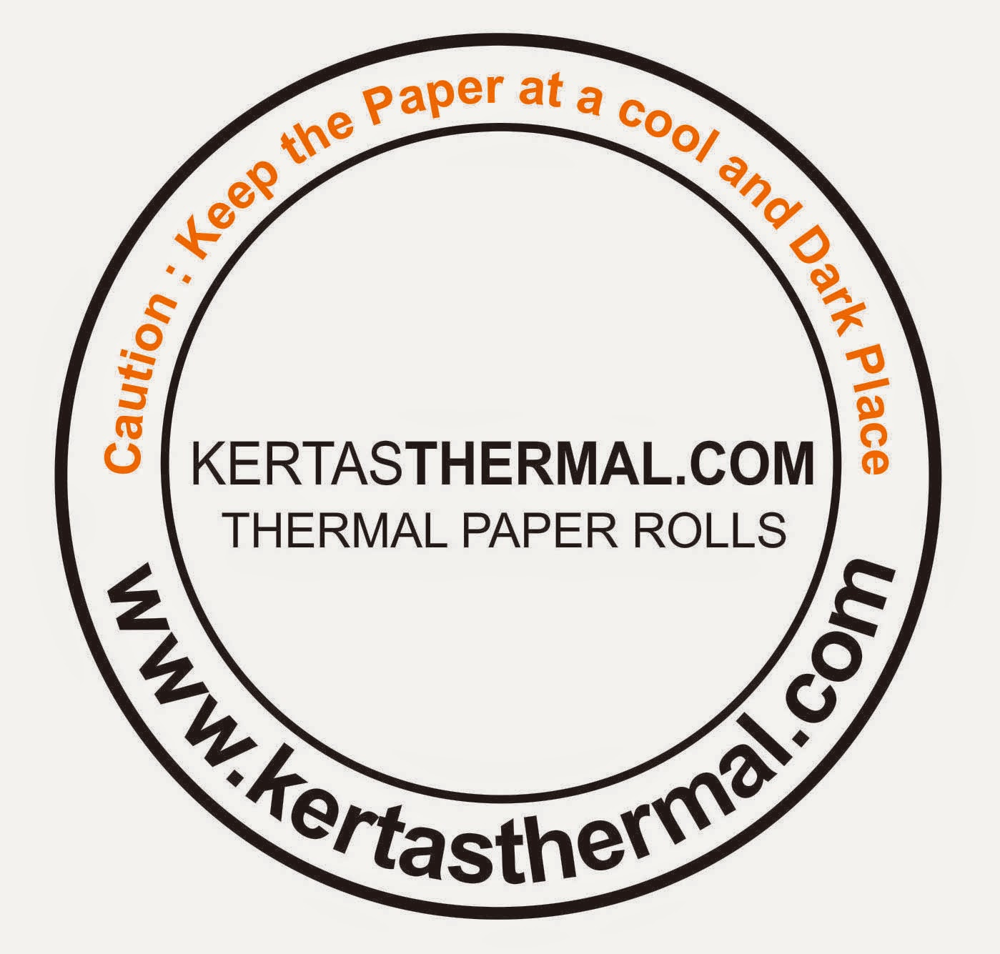 Jual Kertas Thermal 80x80