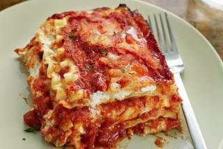 Resep Dan Cara Membuat Lasagna Pasta