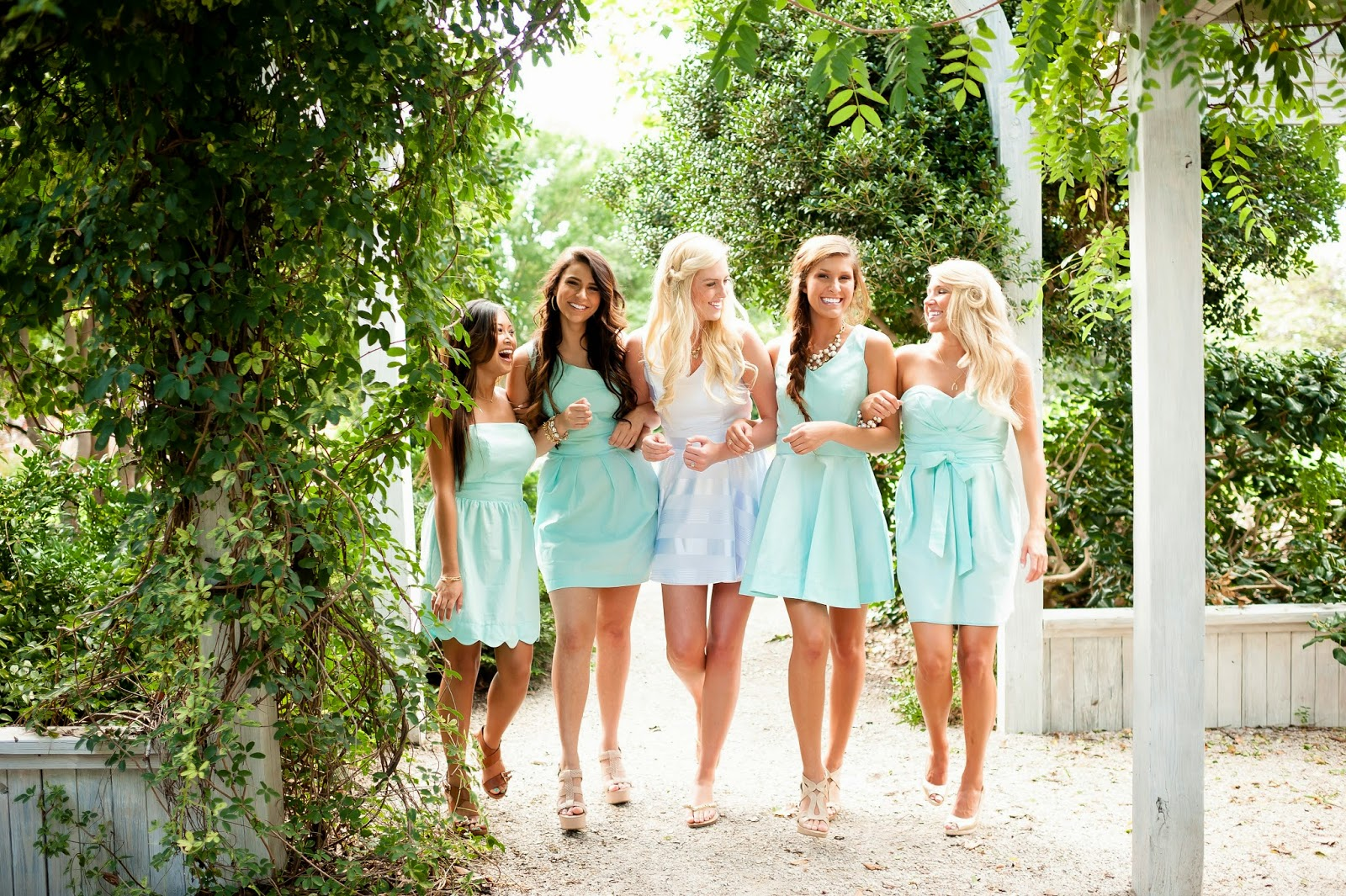 Everything you need from the Engagement to the Honeymoon including Bride Clothes, Bridesmaid Gifts, Bridal Shower Gifts, Bachelorette Shirts, Bridal Robes, Wedding Gifts & More -- So many ways to Personalize our products + Hundreds of Items available for Next Day Shipping!