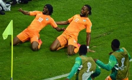 Yunani vs Pantai Gading