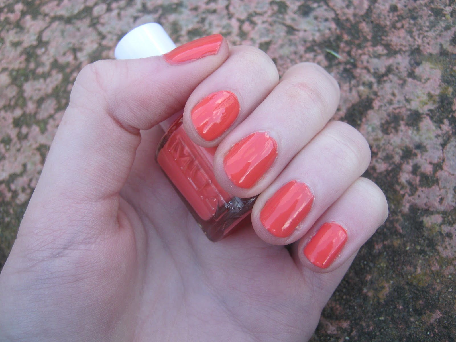 MUA Nail Polish in Sweet Peach | NOTD + Review | Shona Louise