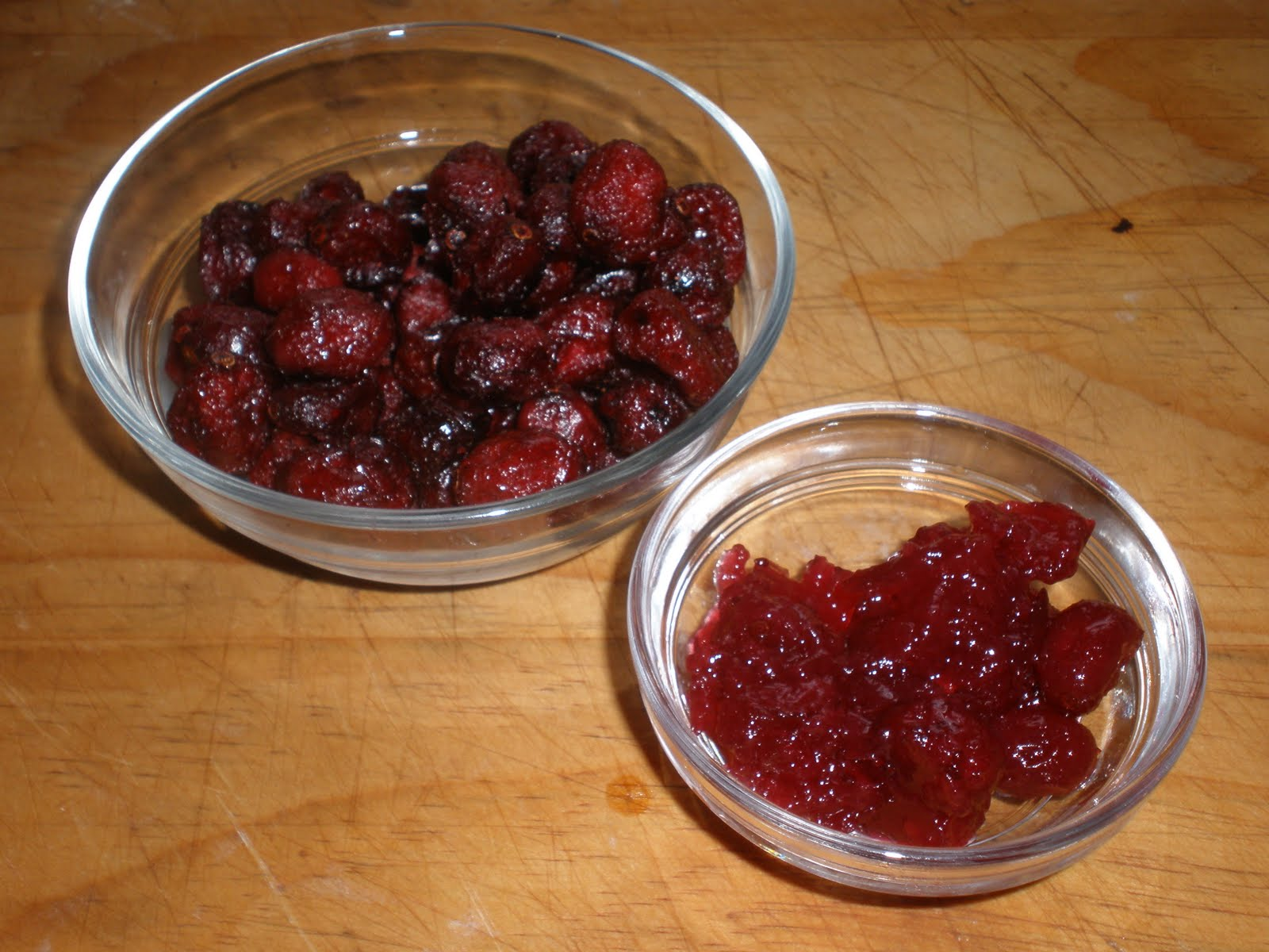 ... Chef ™: Turkey and Cranberry Meatballs with Cranberry Port Sauce