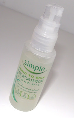 Simple Kind To Skin Moisture Boost Hydro Mist Review
