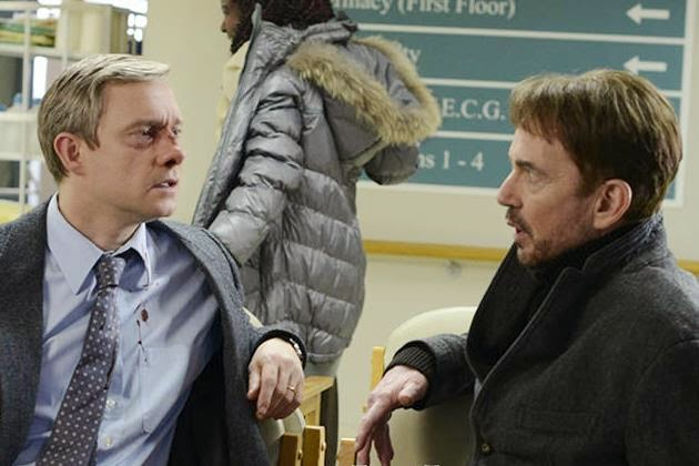 Martin Freeman y Billy Bob Thorton son los protagonistas de la serie Fargo