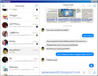 facebook messenger for pc desktop free