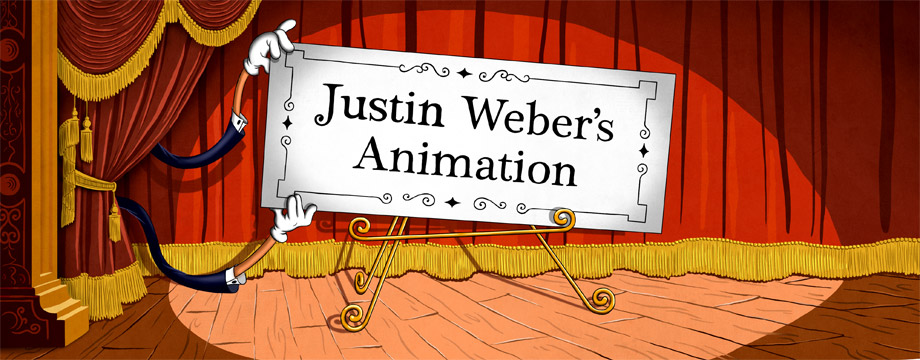 Justin Weber&#39;s Animation