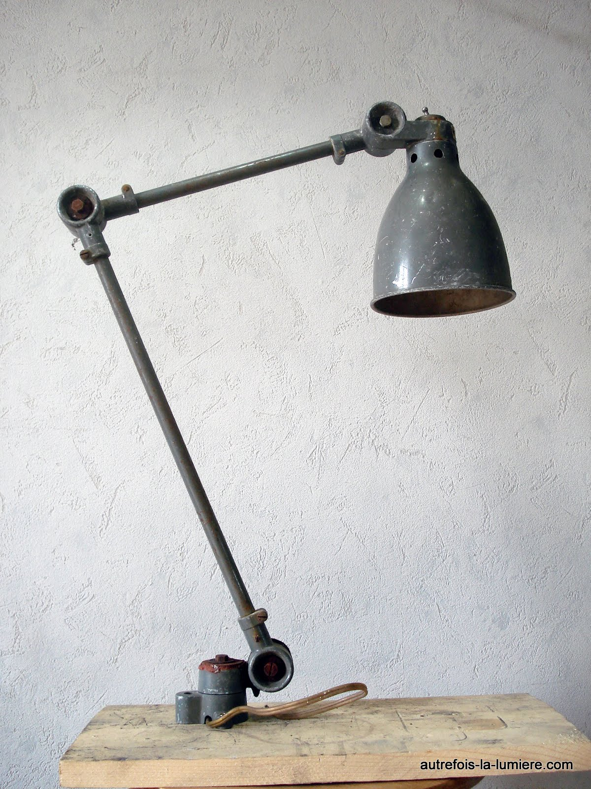 lampe industrielle paris