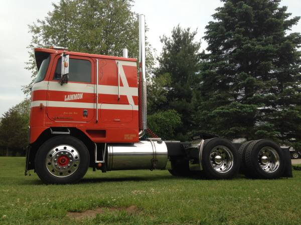 old cabover pictures | 1978 INTERNATIONAL TRANSTAR II - a photo on ...