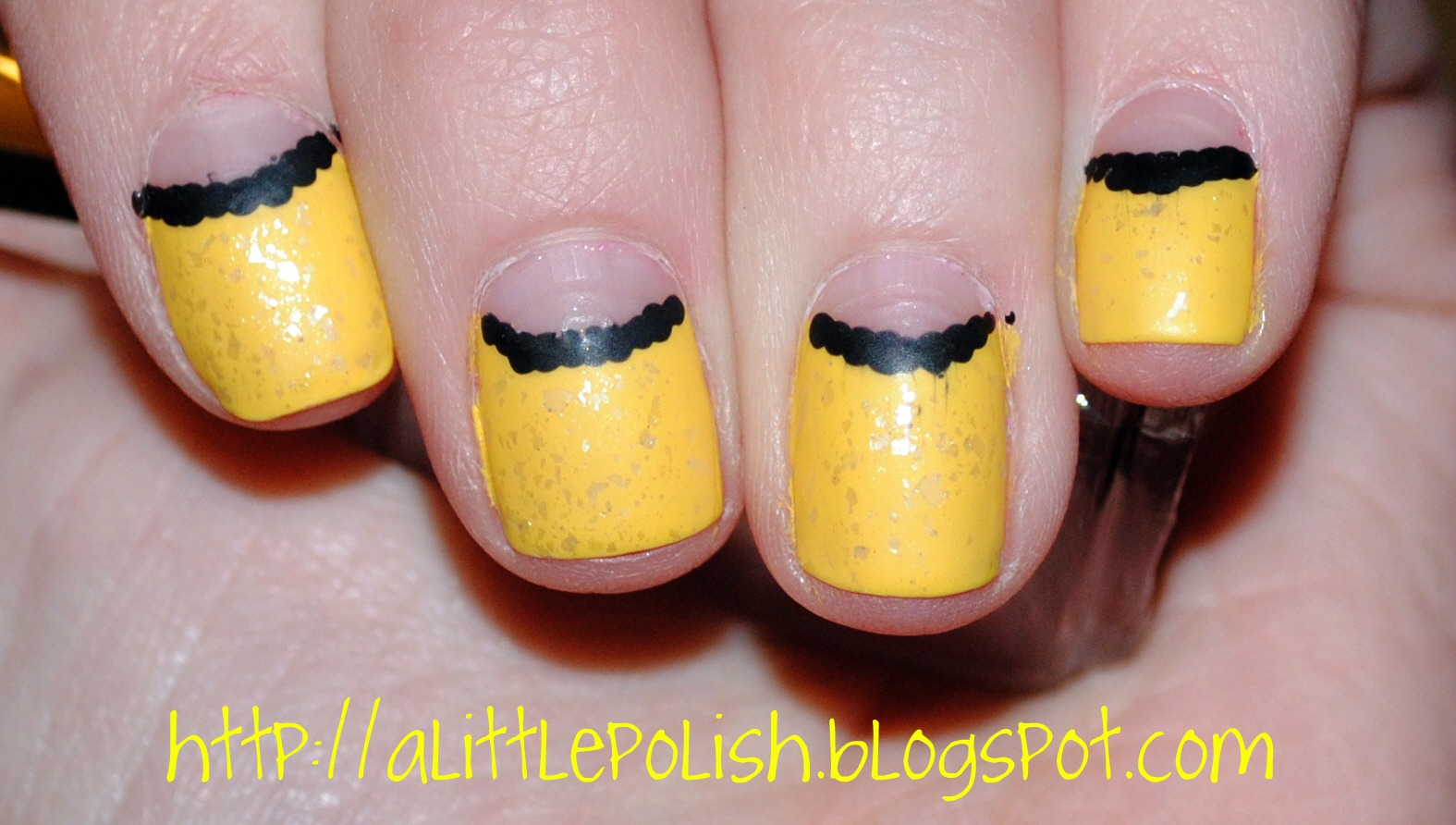 A Little Polish: Pittsburgh Pirates Nails